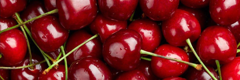 Cherries Banner