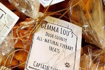 Gemma Lou treats banner