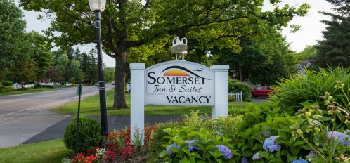Somerset Signage